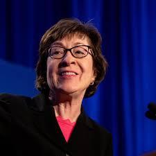 Trump Era Challenges Maine Voters' Loyalty to Susan Collins - WSJ