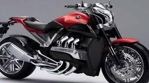 honda evo 6 concept muscle bike you