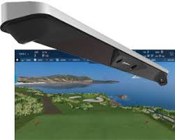 Image result for foresight sports golf simulator screen shots