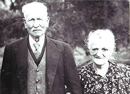 David & Priscilla Collins | Redbourn Families A-C | Herts Memories