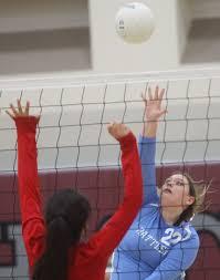 Girls volleyball: Rancho Mirage High School defeats Desert Mirage