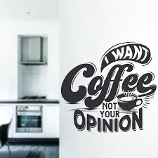 Coffee Coffee Quotes Coffee Decals Kitchen Decor Wall Etsy Coffee Decal Kitchen Wall Decor Floor Decal