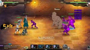 Naruto Online: Ninja Exam Lv 130 | Water Main (Azure Fang) - YouTube