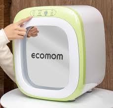 Máy tiệt trùng sấy khô bình sữa bằng tia UV Ecomom ECO-22 Hàn Quốc