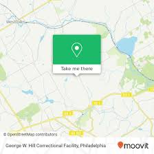 How to get to George W. Hill Correctional Facility in Thornbury by ...
