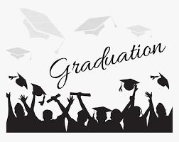 Transparent Graduation Silhouette Png - Graduation Clipart ...