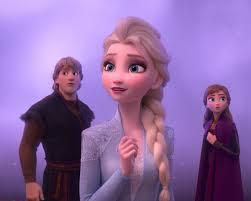 frozen 2 artists gave anna and elsa