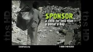 Child Fund Sponsor A Child TV Commercial, 'Neighborhood' Featuring ...