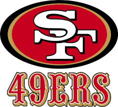 San Francisco 49ers Wall Decal Made With Phototex Not Low End Vinyl Sports Mem Cards Fan Shop Fan App San Francisco 49ers 49ers San Francisco 49ers Logo