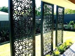 Decorative Outdoor Screen Panels Firstfave Co