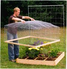 Keep Unwanted Things Out Like The Neighbor Kids Building Raised Beds Raised Garden Garden Beds