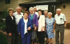 Photos: Hilda Peterson 50th H S Class Reunion