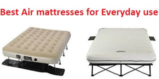 top 15 best air mattresses for everyday
