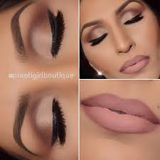 makeup ideas for brown eyes for wedding