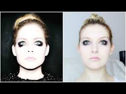 never growing up make up tutorial