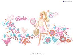 barbie cute desktop barbie