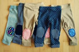 padded pants for crawling es