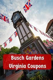 busch gardens virginia