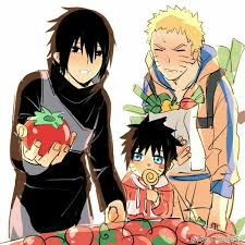 El equipo 7, conformado por Kakashi, Sakura, Sasuke y Naruto ...