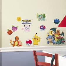 Room Mates Pokemon Iconic Wall Decal Reviews Wayfair