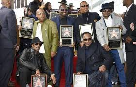honored with star on the hollywood walk