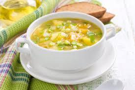 receta de sopa de verduras thermomix