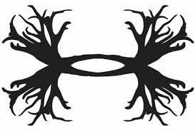 Under Armour Armor Antlers Vinyl Decal Sticker 5 Neon Lime Green Logo Hunting For Sale Online Ebay