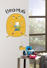 Adventure Time Peel Stick Giant Wall Decals Walldecals Com