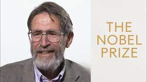 Interview with George P. Smith, Nobel Laureate in Chemistry 2018 - YouTube