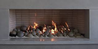 ceramic fire ball spheres
