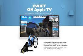 Zwift on Apple TV - why it's big news – girodilento