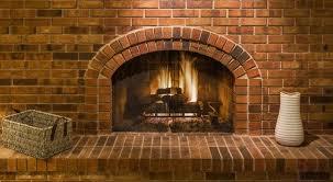 brick vs stone fireplace pros cons
