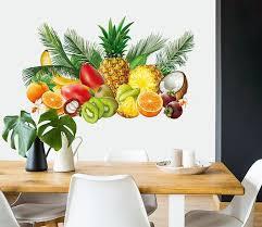 3d Delicious Fruit 019 Wall Stickers Aj Wallpaper