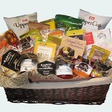 deluxe luxury gift basket gift
