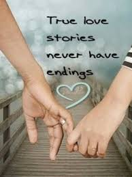 true love heart touching