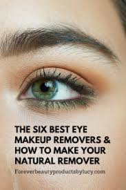 best eye makeup removers forever
