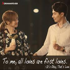 quotes its okay thats love k drama quotesgram