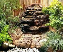 small pond waterfall ideas polsa info