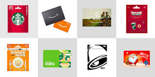 20 best gift cards easy last minute