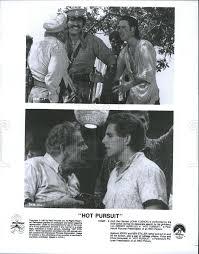 John Cusack Wendy Gazelle Jerry Ben Stiller Hot Pursuit 1987 vintage promo  photo print   Historic Images