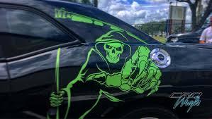 Grim Reaper Decals Crd Wraps