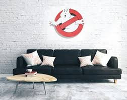 Ghostbusters Decor Etsy