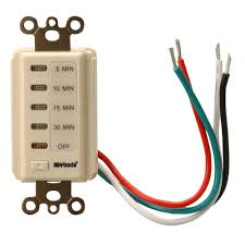 woods 15 amp 5 10 15 30 minute in wall