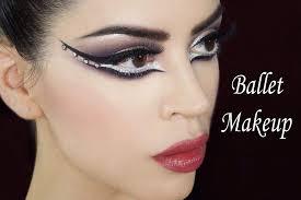 ballet dancer eye makeup saubhaya makeup