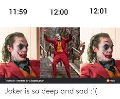 posted in rmemes by ukoonkumar reddit joker is so