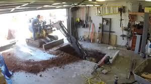 underground garage storm shelter