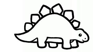 Tranh tô màu các loài khủng long cho bé trai – Phần 2 – Tinh Tinh