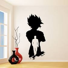 Vinyl Wall Decal Dragon Ball Z Gt From Deliciousdeals On Etsy