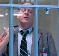 Dr. Silberman (Earl Boen) (Terminator) Custom Action Figure