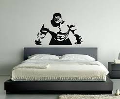 Incredible Hulk Marvel Superhero Children S Decal Wall Art Sticker Picture Ebay